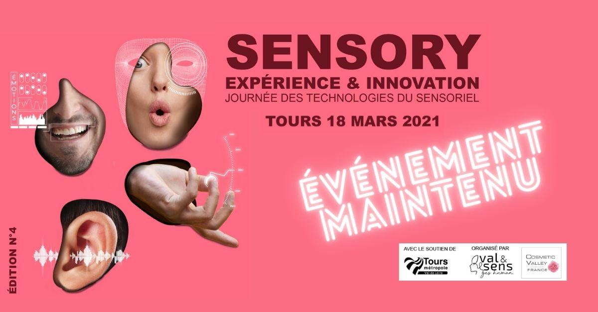 congrès sensory